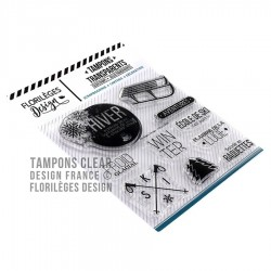 Tampons Clear SPORTS D'HIVER CAPSULE JANV. 19