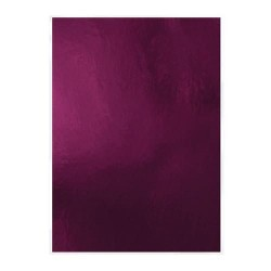 Tonic Studios mirror card gloss MIDNIGHT PLUM