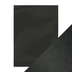Tonic Studios PEARLESCENT CARDSTOCK - ONYX BLACK