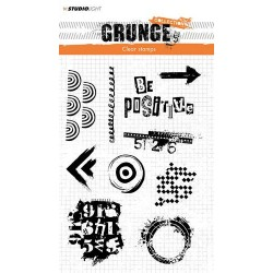 STUDIO LIGHT CLEARSTAMP GRUNGE COLLECTION 2.0 362