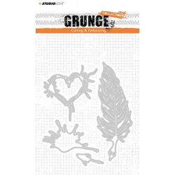 Studio Light Cutting Die Grunge Collection 2.0 nr.177