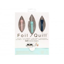 WE R MEMORY KEEPERS FOIL QUILL SET COMPLET