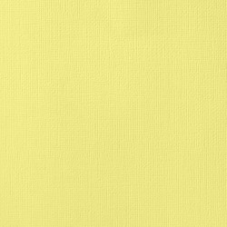 AMERICAN CRAFTS CARDSTOCK 30,5 X 30,5 TEXTURED CANARY