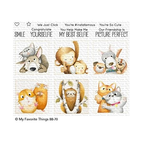 My favorite Things : PICTURE PERFECT CLEAR STAMPS