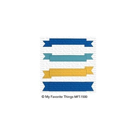My favorite Things : FISHTAIL FLAG TRIO DIES