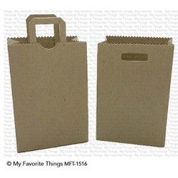My favorite Things : PAPER BAG TREAT BOX DIES
