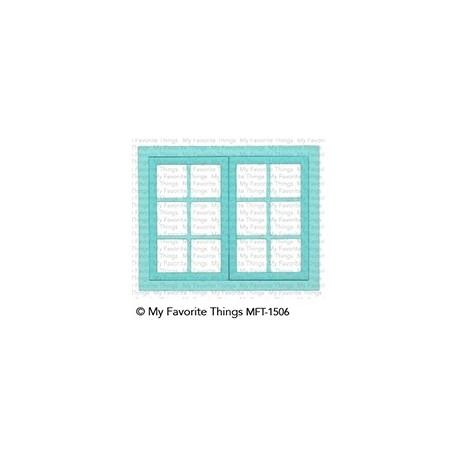 My favorite Things : WINDOW DIES