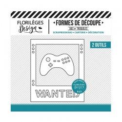Outils De Découpe WANTED GAMER