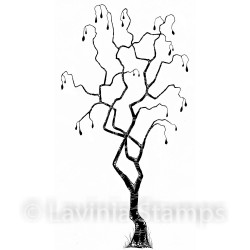 Lavinia Stamps TREE OF FAITH