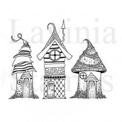Lavinia Stamps ZEN HOUSES