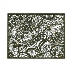 SIZZIX THINLITS TIM HOLTZ INTRICATE LACE