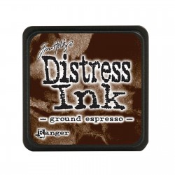 DISTRESS INK MINI GROUND ESPRESSO