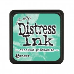 DISTRESS INK MINI CRACKED PISTACHIO
