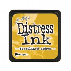 DISTRESS INK MINI FOSSILIZED AMBER