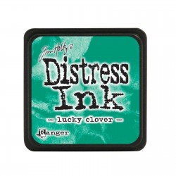 DISTRESS INK MINI LUCKY CLOVER