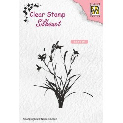NELLIES CHOICE CLEARSTAMP HERBS 3