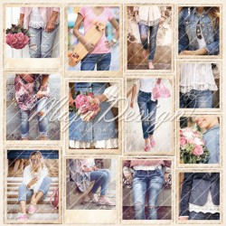 MAJA DESIGN DENIM & GIRLS SNAPSHOT - GIRLS IN JEANS