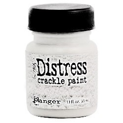 DISTRESS CRACKLE PAINT PICKED FENCE