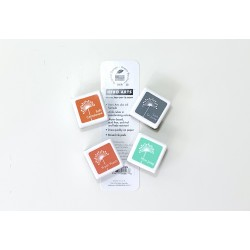 HERO ARTS MINI INK PADS GARDEN