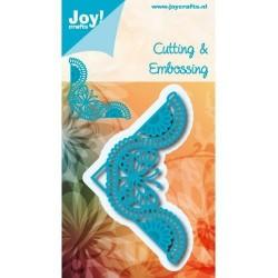JOYCRAFTS! mini BORDURE FLEURS