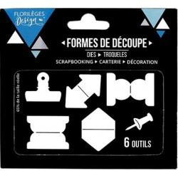 OUTIL DE DECOUPE ONGLETS