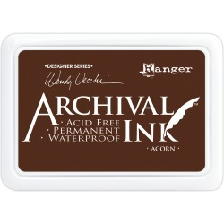 RANGER ARCHIVAL INK ACORN