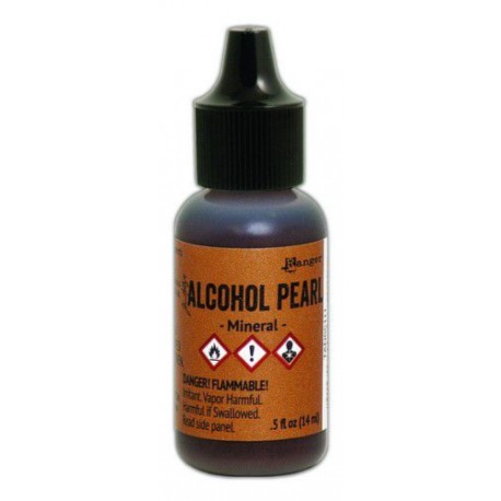 RANGER ALCOHOL PEARL MINERAL