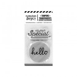 Tampons Clear HELLO SPECIAL  CAPSULE JUILLET 19