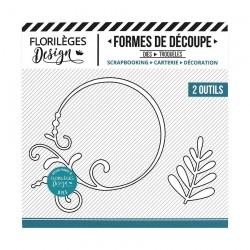 Outils De Découpe CERCLE EMBELLI CAPSULE JUILLET 19