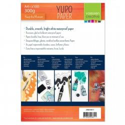 VAESSEN CREATIVE Alcohol Ink Yupo paper 5 Bogen A4