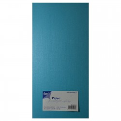JOYCRAFTS! PAPER FOR CARDMAKING & SCRAPBOOKING, BLEU  METALLIC