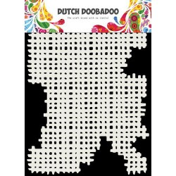Dutch Doobadoo STENCIL MASK ART LINEN A5