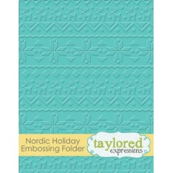 TAYLORED EXPPRESSIONS NORDIC HOLIDAY