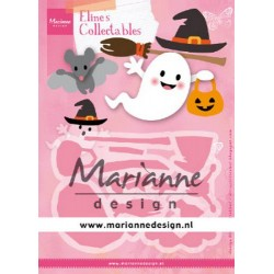MARIANNE DESIGN COLLECTABLES ELINE'S HALLOWEEN