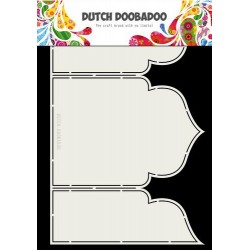 Dutch Doobadoo Dutch Fold Card art Arabesque A4 470.713.333