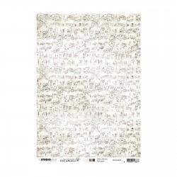 STUDIO LIGHT RICE PAPER A4, JENINE'S MINDFUL ART 05