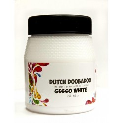 Dutch Doobadoo Dutch Gesso blanc 250ml