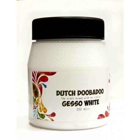 Dutch Doobadoo Dutch Gesso blanc 250ml