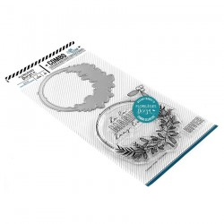 FLORILEGES DESIGN Combo Clear Die CHRISTMAS COCOONING 2