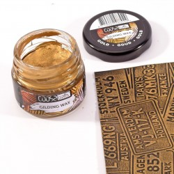 COOSA CRAFTS - METALLIC GOLD 20 ml