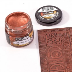 COOSA CRAFTS - METALLIC COPPPER 20 ml