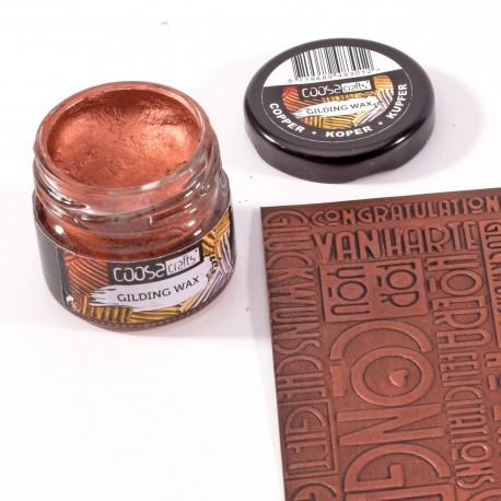 COOSA CRAFTS - METALLIC COPPPER 20 ml