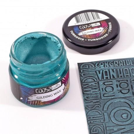 COOSA CRAFTS - METALLIC TURQUOISE 20 ml