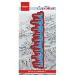 MARIANNE DESIGN CREATABLES SNOWY ICICLES
