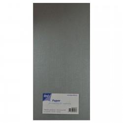 JOYCRAFTS! PAPER FOR CARDMAKING & SCRAPBOOKING, SILVER  METALLIC