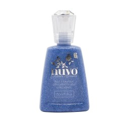 Tonic Studios • Nuvo glitter accents 50ml ballroom blue