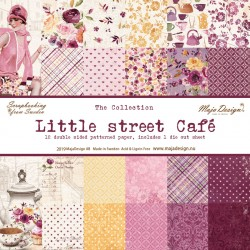 MAJA DESIGN LITTLE STREET CAFE 12 FEUILLES