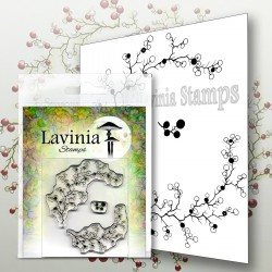 Lavinia Stamps Berry Wreath with Mini Berries