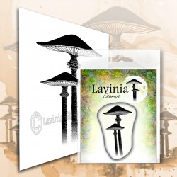 Lavinia Stamps Meadow Mushroom