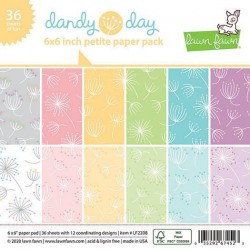 LAWN FAWN PAPER PAD DANDY DAY